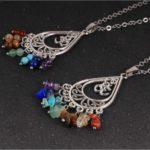 chakra necklace july
