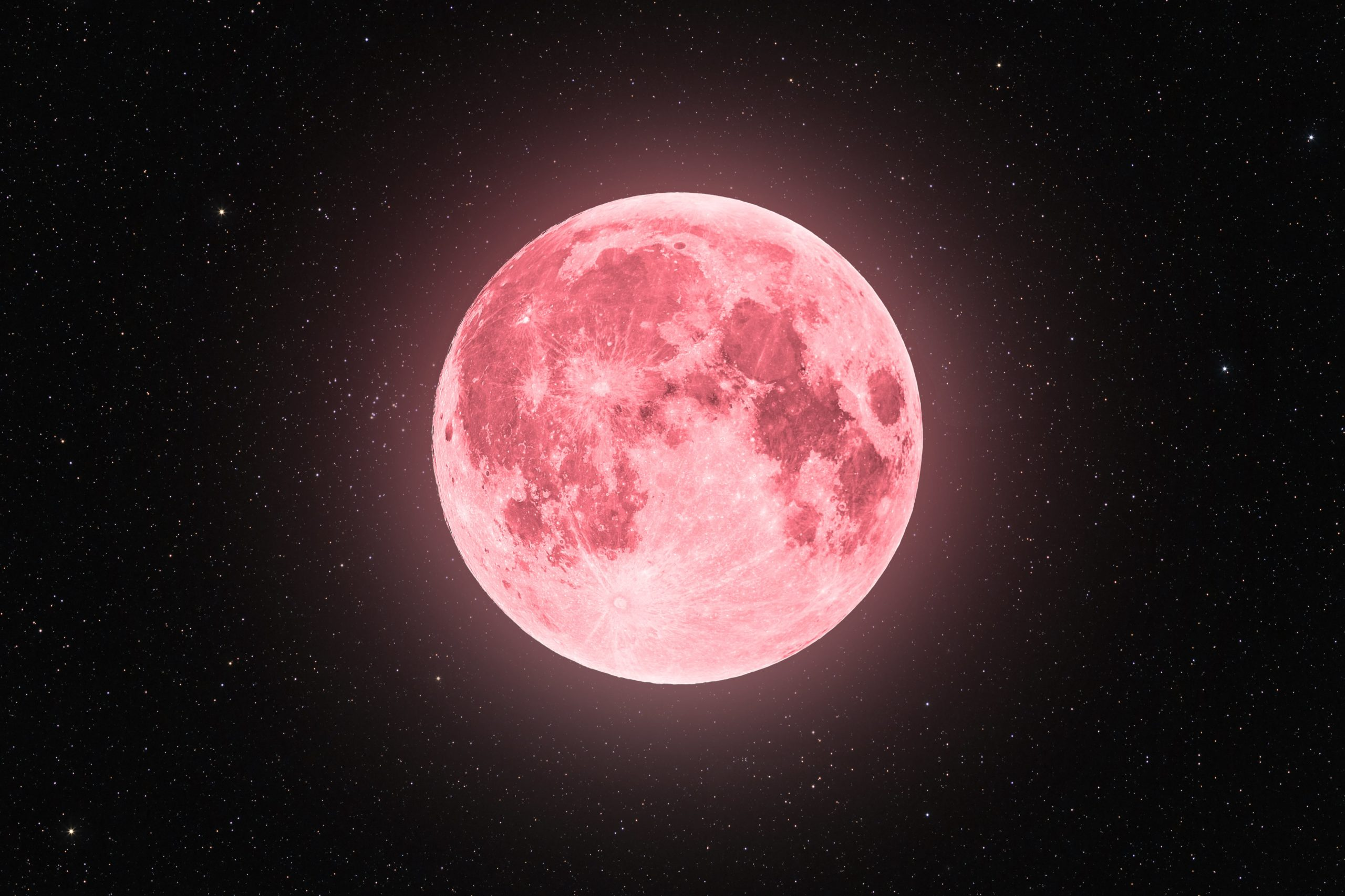 What To Expect This Strawberry Full Moon on June 24th, 2021